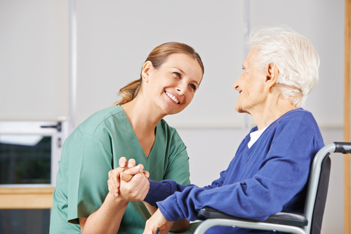What is an occupational therapy consultant contract?