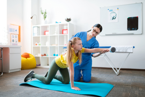 Physical Therapy Inpatient Rehab
