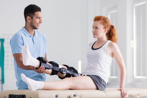 Inpatient Physical Therapy Assistance