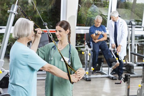 Physical therapy management is essential to patient care